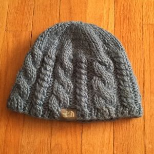 The North Face sea blue hat